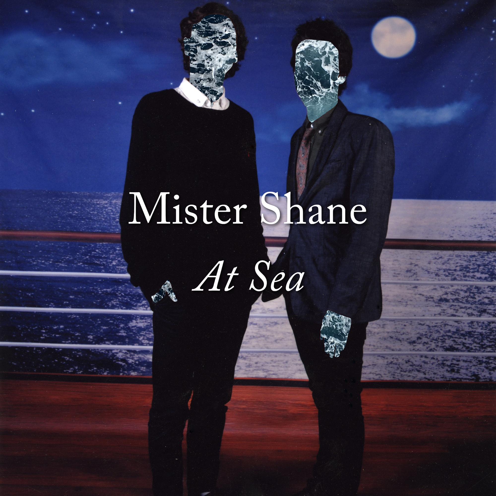 Mister Shane At Sea Cover Art